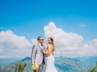 El matrimonio de Lina y Rodrigo 1