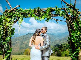 El matrimonio de Lina y Rodrigo 2
