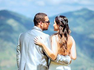 El matrimonio de Lina y Rodrigo 3