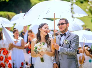 El matrimonio de Lina y Rodrigo