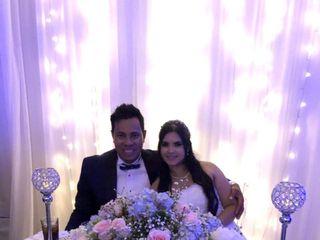 El matrimonio de Yuranis y José Luis 2
