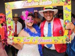 El matrimonio de Yuranis y José Luis