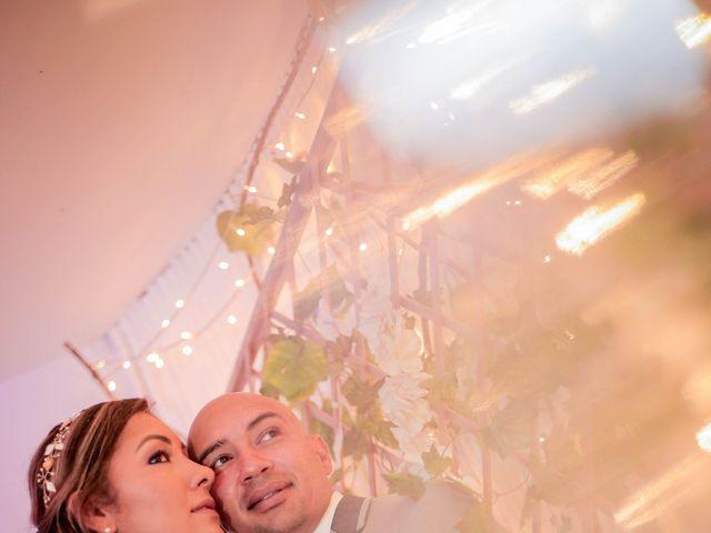 El matrimonio de Maryory y Carlos