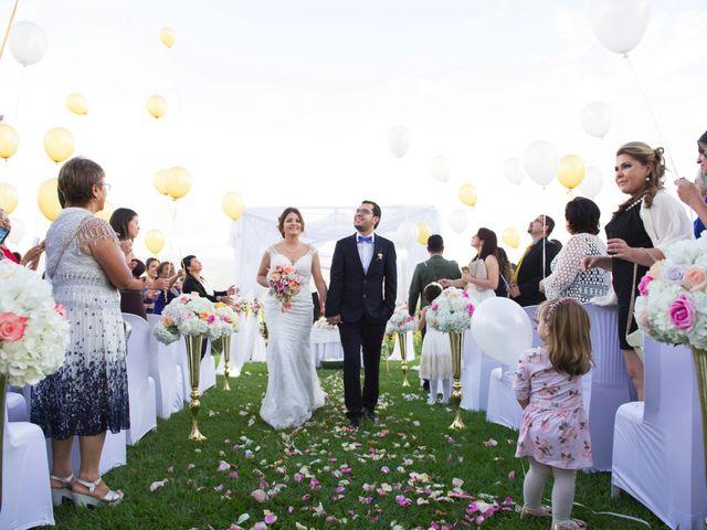 El matrimonio de Daniela y Deiber