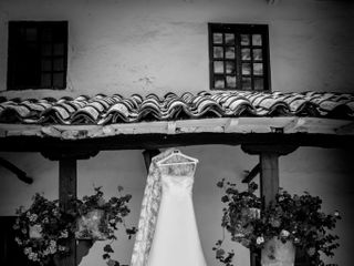 El matrimonio de Cristina y Carlos 1