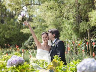 El matrimonio de Cristina y Carlos