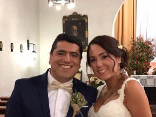 El matrimonio de Sandra Marcela y Juan Carlos 3