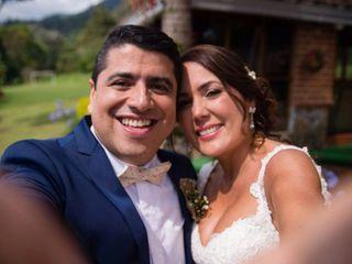 El matrimonio de Sandra Marcela y Juan Carlos