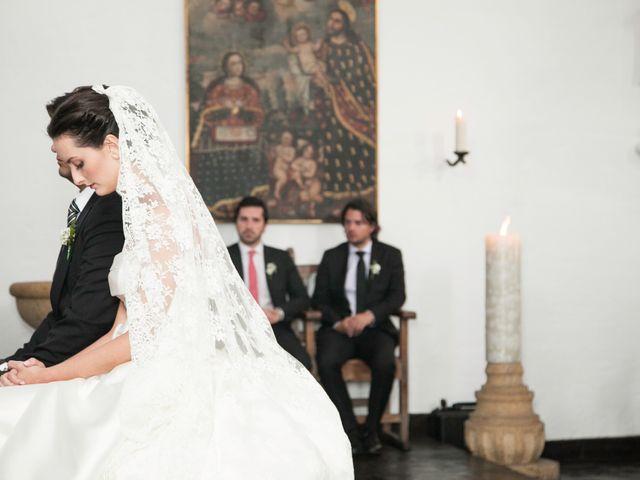 El matrimonio de Carlos y Cristina en La Calera, Cundinamarca 1