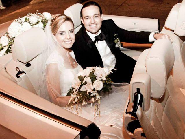 El matrimonio de Angie y Juan Carlos
