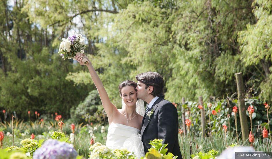El matrimonio de Carlos y Cristina en La Calera, Cundinamarca