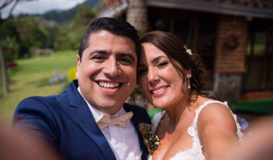 El matrimonio de Juan Carlos y Sandra Marcela en Envigado, Antioquia