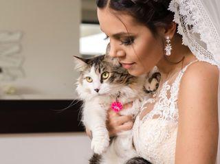 El matrimonio de Claudia y Sammy 3