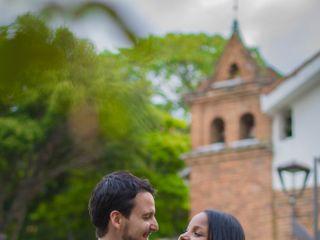 El matrimonio de Ivonne y Sebastienne 2