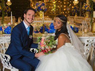 El matrimonio de Ivonne y Sebastienne