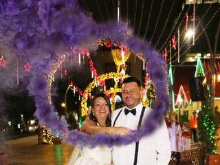 El matrimonio de Luisa fernanda y Andres 2