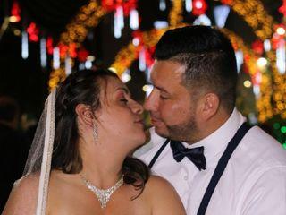 El matrimonio de Luisa fernanda y Andres 3