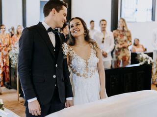 El matrimonio de Nicoll y Fernando 1
