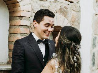 El matrimonio de Nicoll y Fernando 2