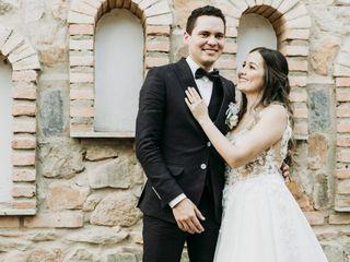 El matrimonio de Nicoll y Fernando 3