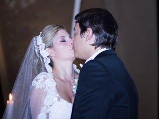 El matrimonio de Catalina y Iván
