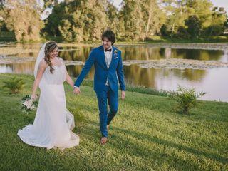 El matrimonio de Jenny y Alejandro