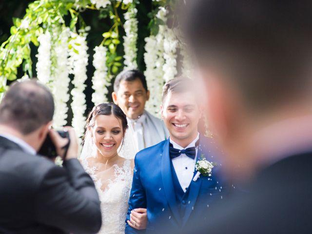 El matrimonio de Sammy y Claudia en Cali, Valle del Cauca 10