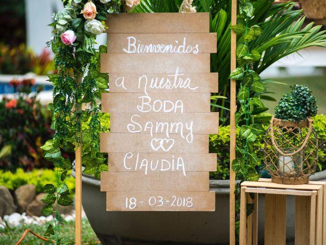 El matrimonio de Sammy y Claudia en Cali, Valle del Cauca 11