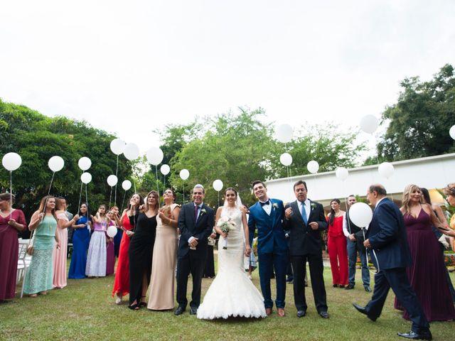 El matrimonio de Sammy y Claudia en Cali, Valle del Cauca 14