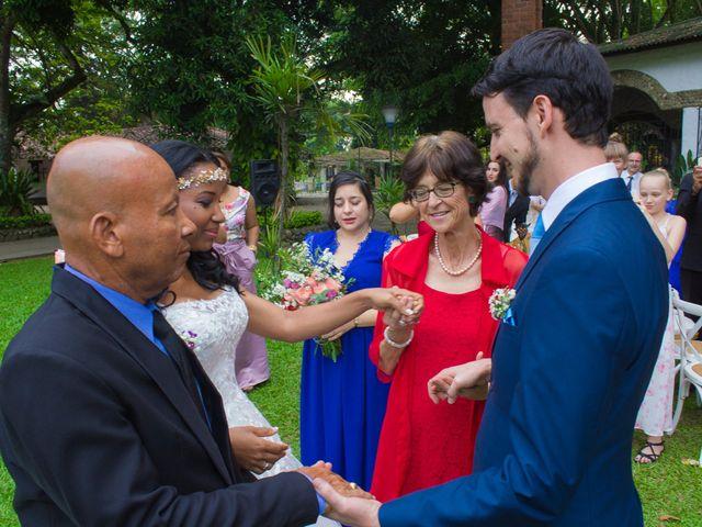 El matrimonio de Sebastienne y Ivonne en Cali, Valle del Cauca 2