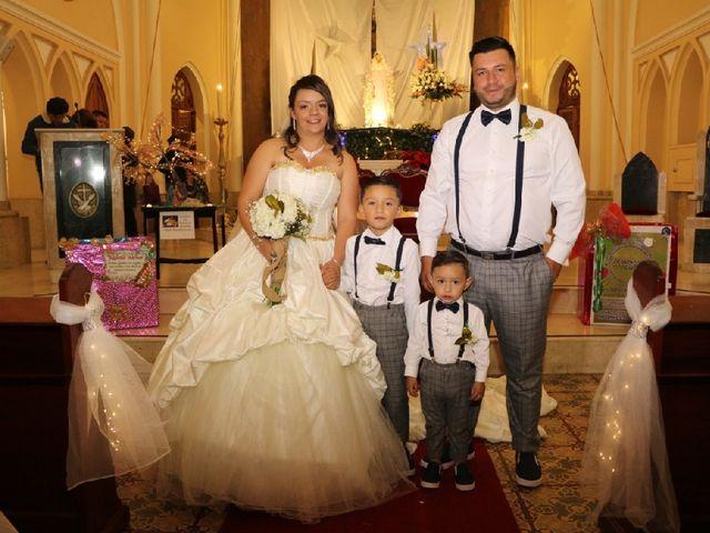 El matrimonio de Luisa fernanda y Andres