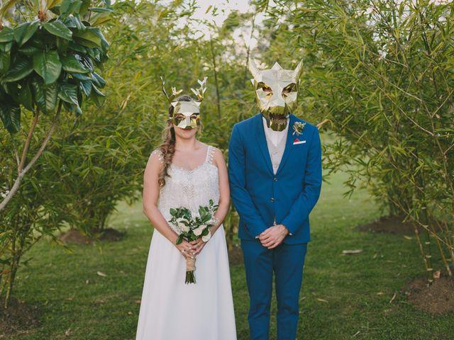 El matrimonio de Alejandro y Jenny en Rionegro, Antioquia 1