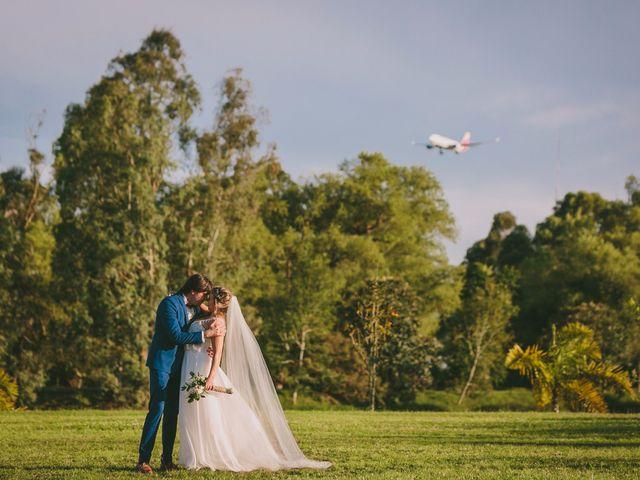 El matrimonio de Alejandro y Jenny en Rionegro, Antioquia 24