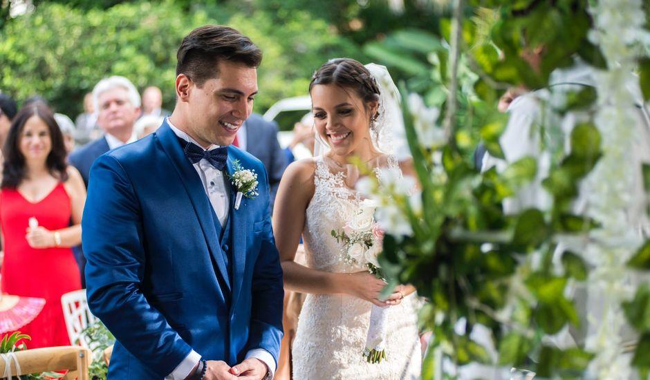El matrimonio de Sammy y Claudia en Cali, Valle del Cauca