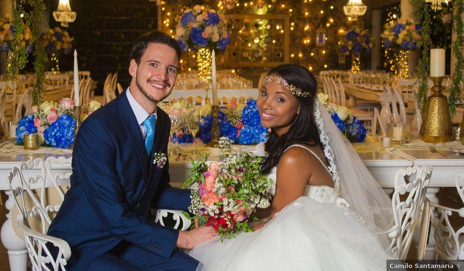 El matrimonio de Sebastienne y Ivonne en Cali, Valle del Cauca