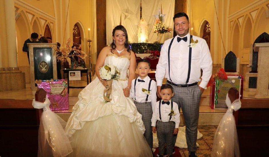 El matrimonio de Andres y Luisa fernanda en Bogotá, Bogotá DC