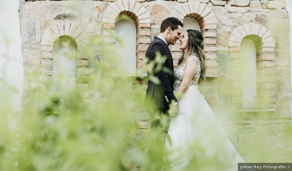 El matrimonio de Fernando y Nicoll en Girón, Santander
