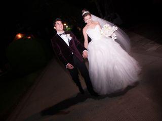 El matrimonio de María Claudia y Iván