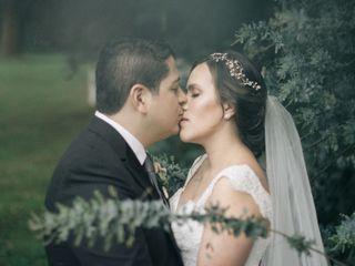 El matrimonio de Laura y Sebastián