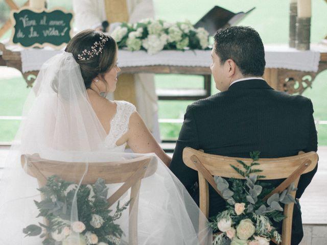 El matrimonio de Sebastián y Laura en Guasca, Cundinamarca 30