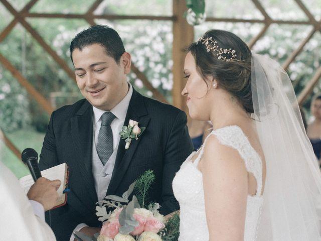 El matrimonio de Sebastián y Laura en Guasca, Cundinamarca 38