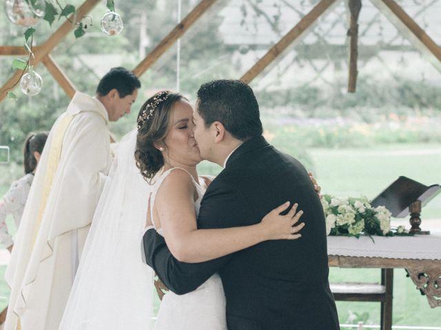 El matrimonio de Sebastián y Laura en Guasca, Cundinamarca 42