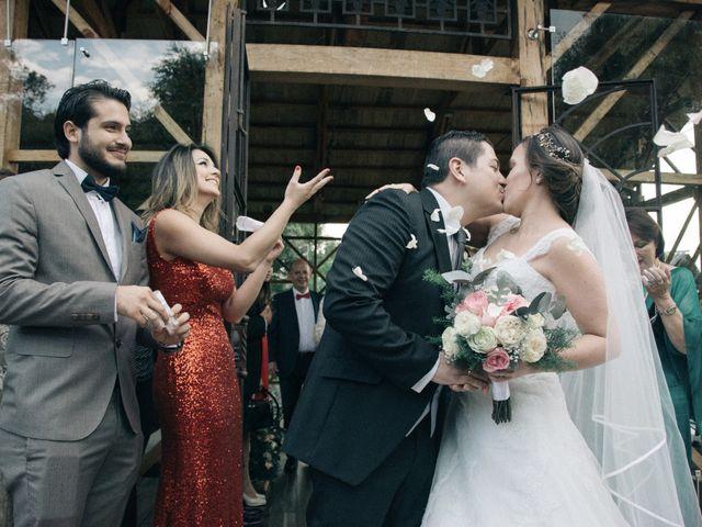 El matrimonio de Sebastián y Laura en Guasca, Cundinamarca 48