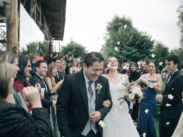 El matrimonio de Sebastián y Laura en Guasca, Cundinamarca 49