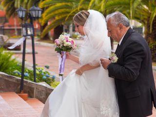 El matrimonio de Cristina  y Diego 1