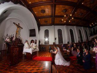 El matrimonio de Cristina  y Diego 2