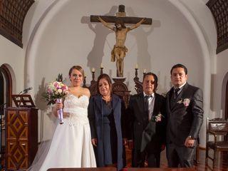 El matrimonio de Cristina  y Diego 3