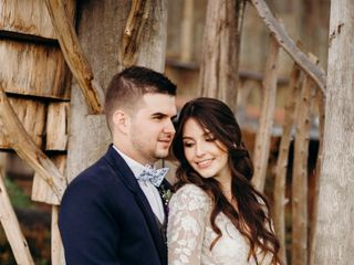 El matrimonio de María Alejandra  y David 3