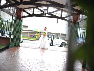 El matrimonio de Susy  y Carlos Andrés  3