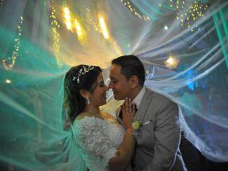 El matrimonio de Susy  y Carlos Andrés